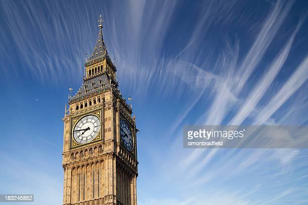 Big Ben & Blue Sky