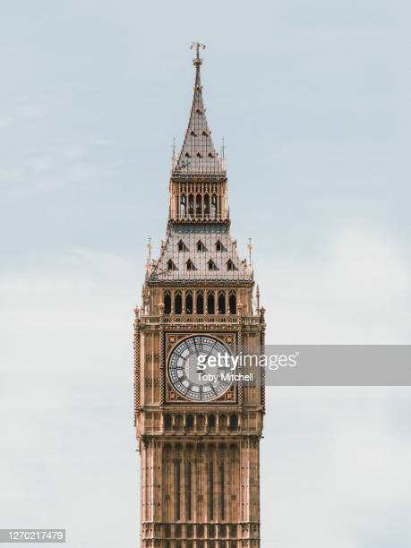 big ben clock tower, london, uk - big ben stock pictures, royalty-free photos & images