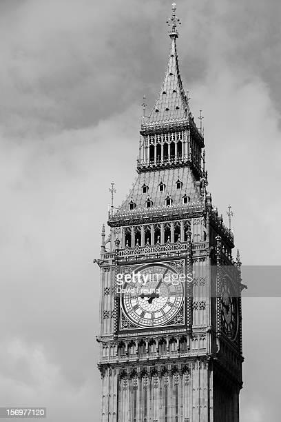 Big Ben Clocktower, London