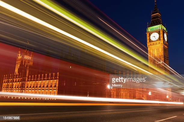 big ben london and at night - mlenny photography stock pictures, royalty-free photos & images
