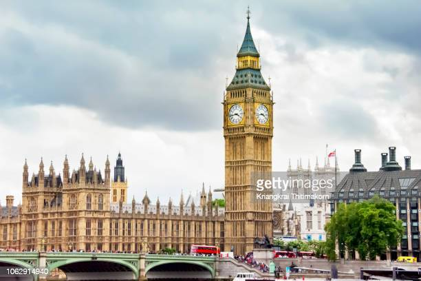 big ben, london. - big ben stockfoto's en -beelden