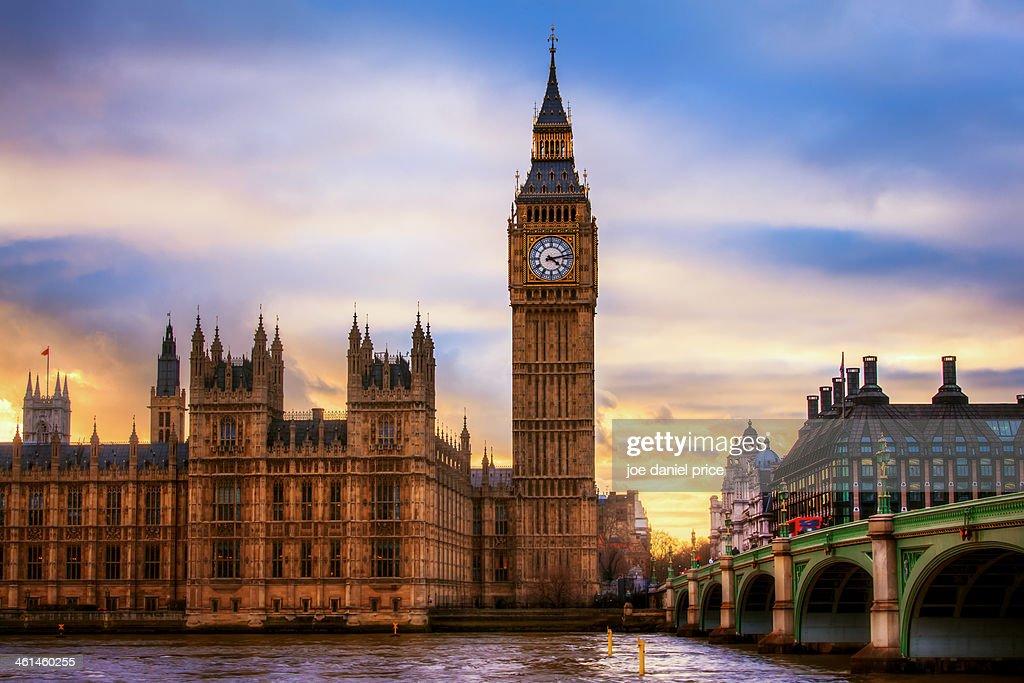 Big Ben, London : Stock Photo