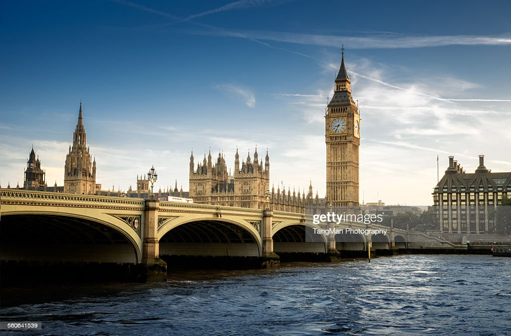 Big Ben, London : Stock Photo