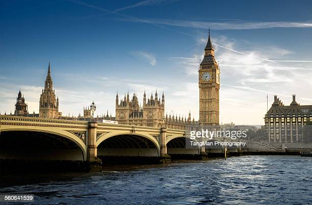 big ben, london - england stock-fotos und bilder
