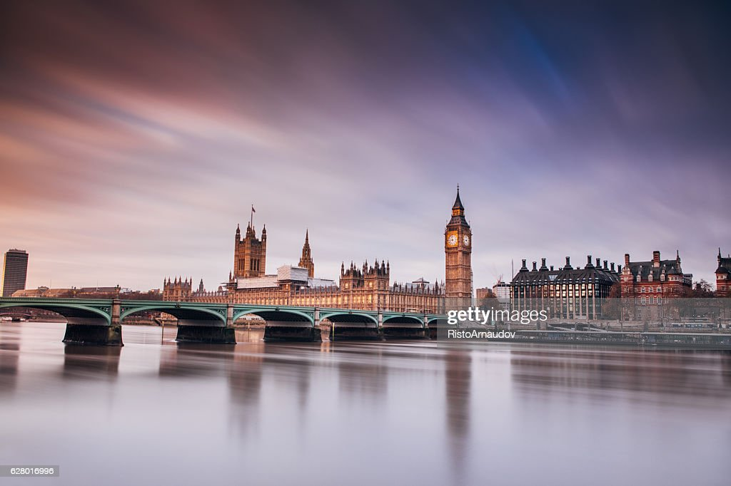 Big Ben London Westminster : Stock Photo