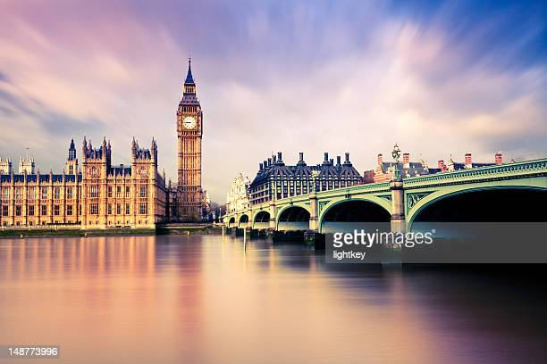 big ben - london england stock-fotos und bilder