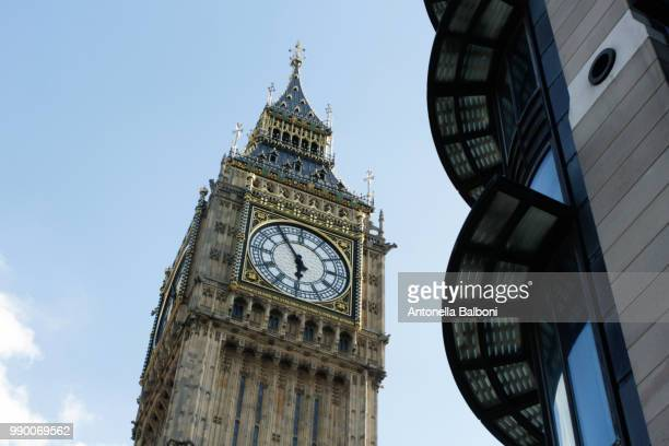 big ben - antonella stock photos and pictures