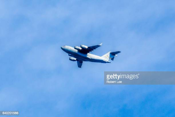 big bird - cargo airplane stock photos and pictures