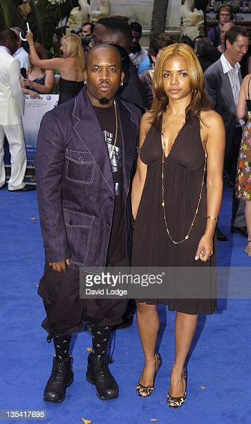 Big Boi Antwan Andre Patton during 'Miami Vice' London Premiere Outside Arrivals at Odeon Leicester Square in London Great Britain