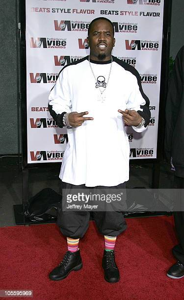 Big Boi during 2005 Vibe Awards Arrivals at Sony Studios in Culver City California United States