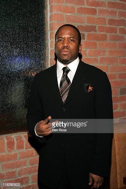 Big Boi during ATL The Movie Official AfterParty March 28 2006 at Fox Sports Grill Atlantic Station in Atlanta Georgia United States