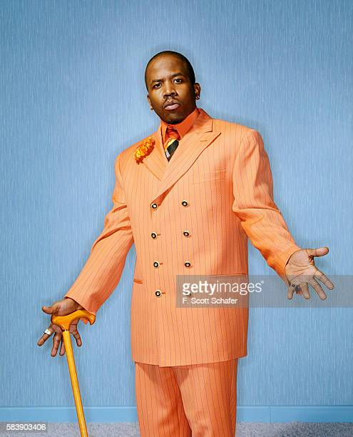 Big Boi of Outkast is photographed for Blender Magazine in 2004