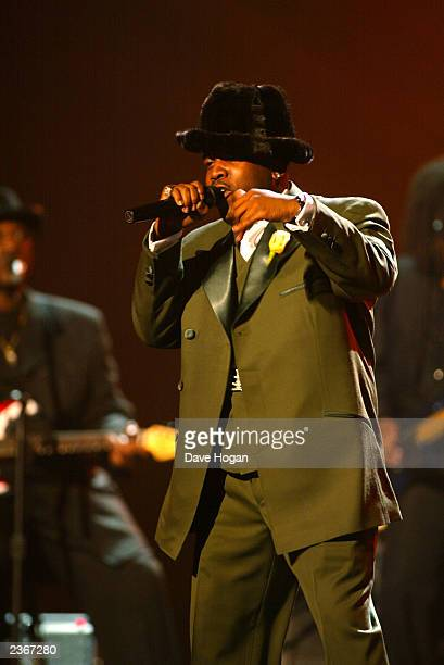 Big Boi of Outkast performs at the 44th Annual Grammy Awards show at the Staples Center in Los Angeles CA on Wednesday February 27 2002 Photo credit...