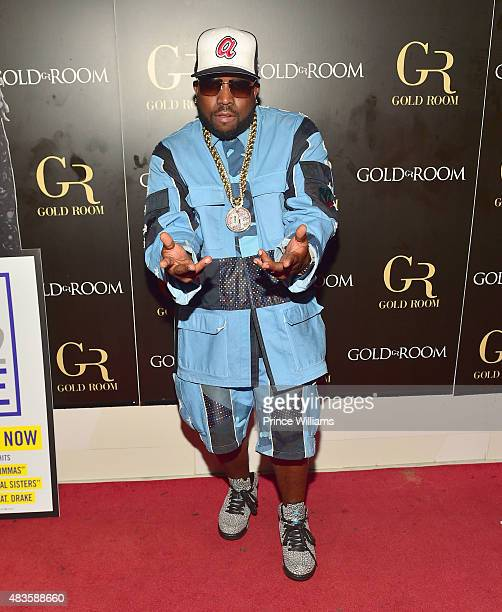 Big Boi of the group Outkast attends Future Album Release Party at Gold Room on July 30 2015 in Atlanta Georgia