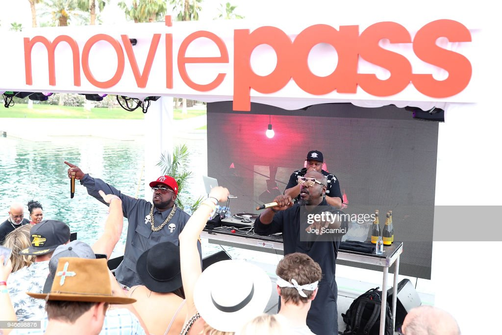 MoviePass x iHeartRadio Festival Chateau : News Photo
