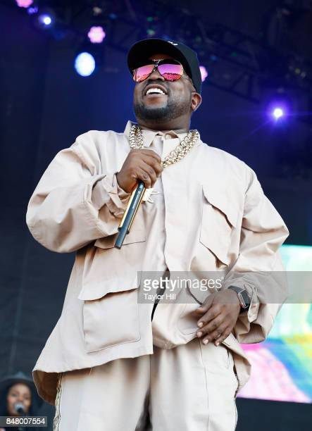 Big Boi performs onstage during Day 2 at The Meadows Music Arts Festival at Citi Field on September 16 2017 in New York City