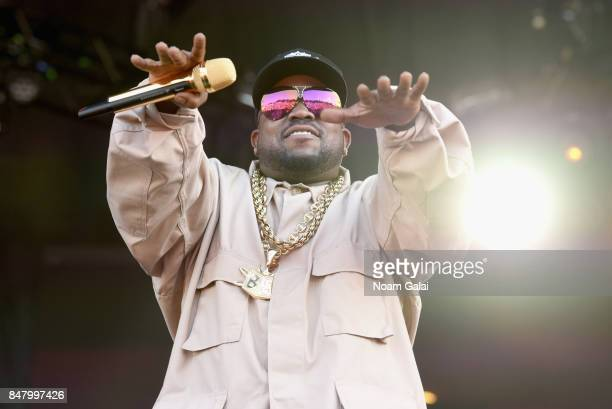 Big Boi performs onstage during the Meadows Music and Arts Festival Day 2 at Citi Field on September 16 2017 in New York City