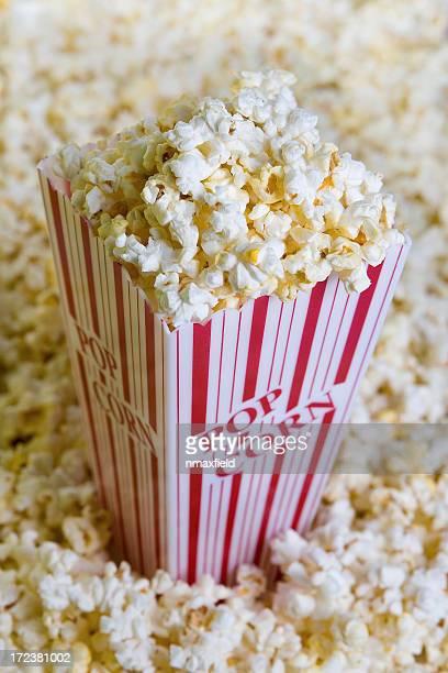 Big box of popcorn
