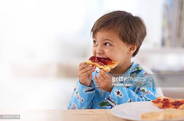 big Jungen Nehmen Sie die big Snacks