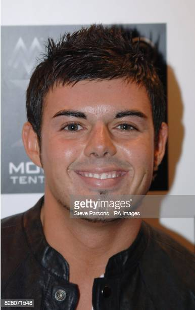 Big Brother 6 winner Anthony Hutton arrives