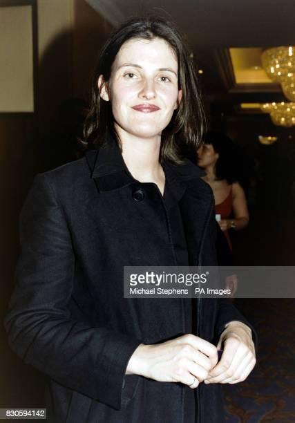 Big Brother runner up Anna Nolan at the Bacardi London Club and Bar Awards at the London Hilton Hotel