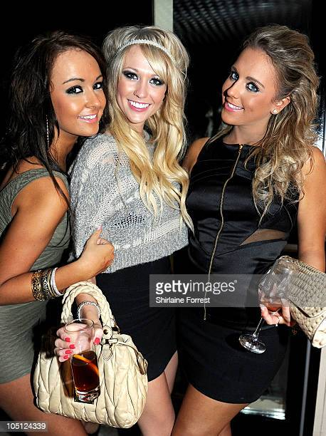 Big Brother series 10 winner Sophie Reade attends Religion at Bijou night club on October 9 2010 in Manchester England