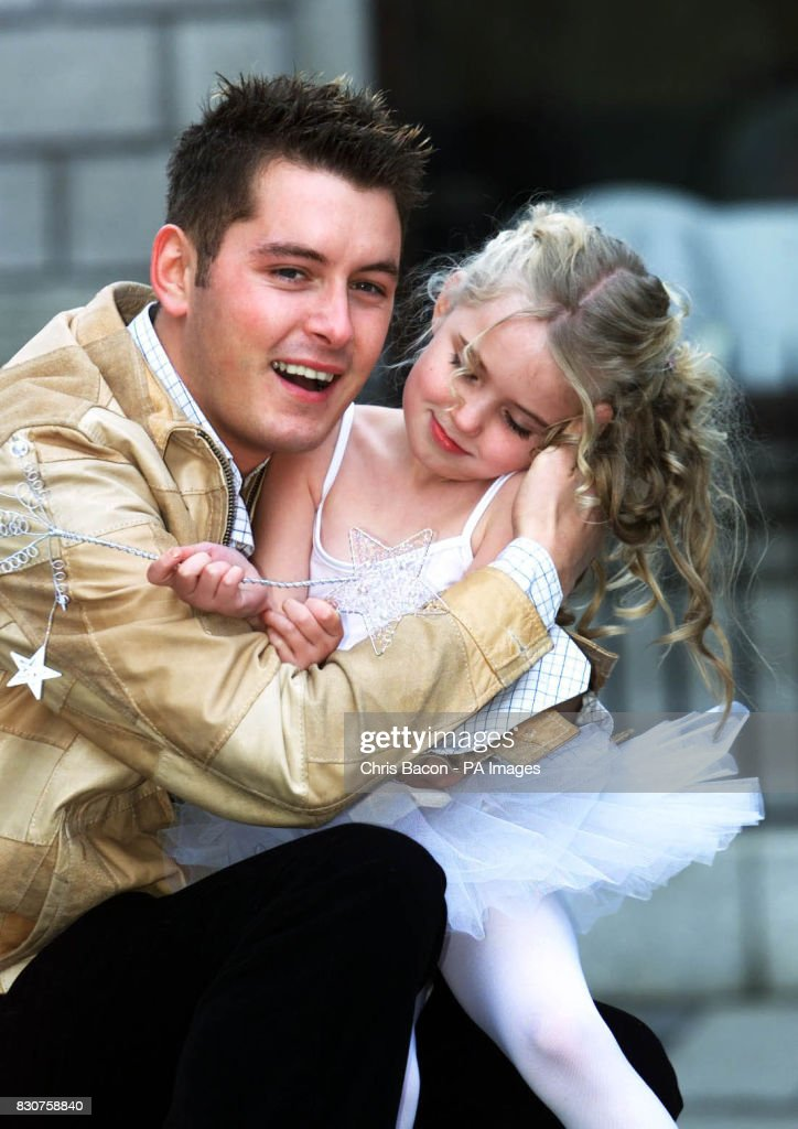 Big Brother Winner Brian Dowling With Chelsea O Toole From Navan At News Photo Getty Images