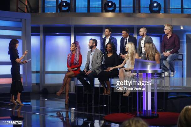 Big Brother:Celebrity Edition -- Season 2 Finale of Big Brother: Celebrity Edition, hosted by Julie Chen Moonves, airing on the CBS Television...