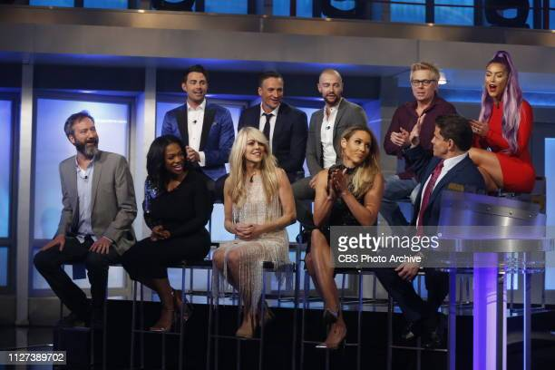 Big BrotherCelebrity Edition Season 2 Finale of Big Brother Celebrity Edition hosted by Julie Chen Moonves airing on the CBS Television Network...