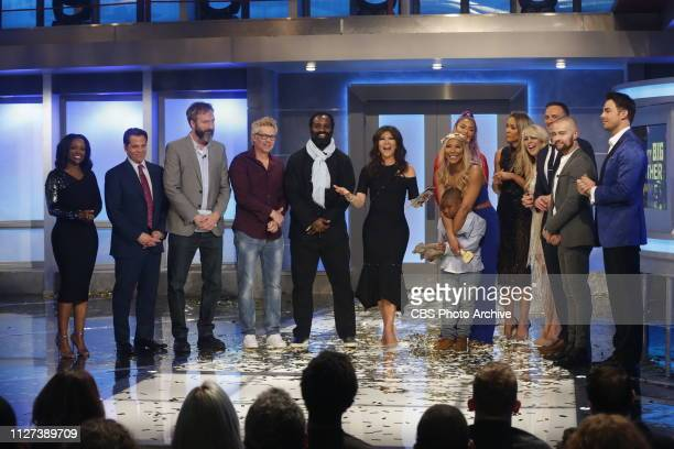 Big BrotherCelebrity Edition Season 2 Finale of Big Brother Celebrity Edition hosted by Julie Chen Moonves airing on the CBS Television Network LR...