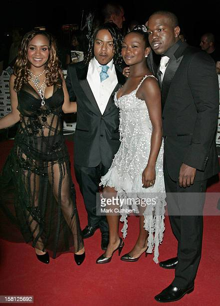 Big Brovaz Attend The 2006 Mobo Awards At London'S Royal Albert Hall