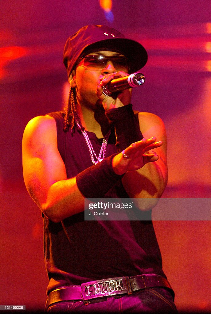 2004 Prince's Trust Urban Music Festival - Day One : News Photo
