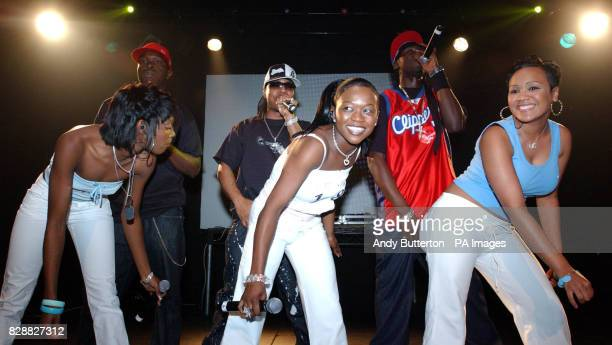 Big Brovaz performs during the 'DJ Saved My Life' event at the ICA in central London The charity event on behalf of Amnesty International aims to...