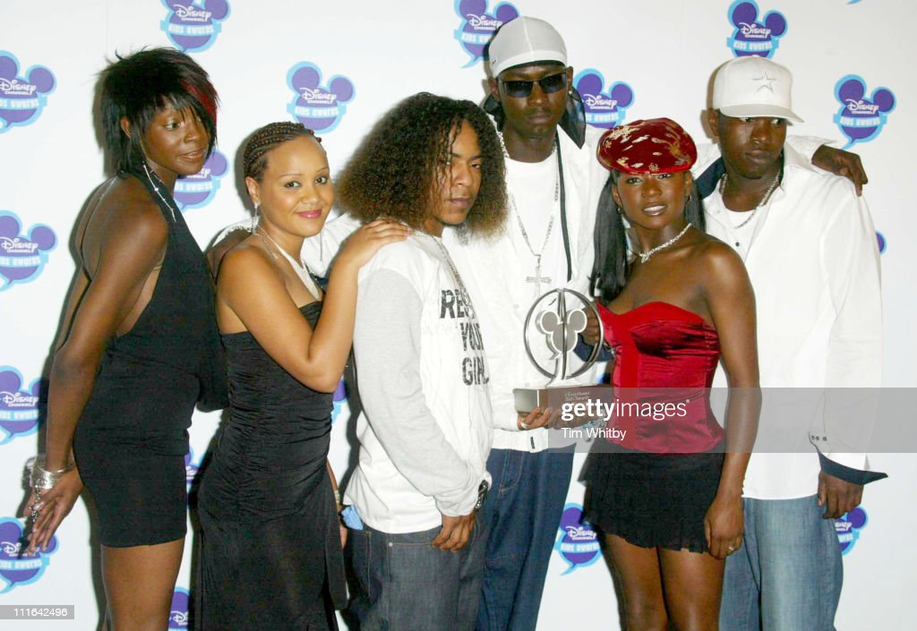 The Disney Channel Kids Awards - Awards Room - September 20, 2003 : News Photo