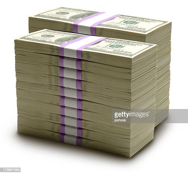 big bucks - bundle stock pictures, royalty-free photos & images
