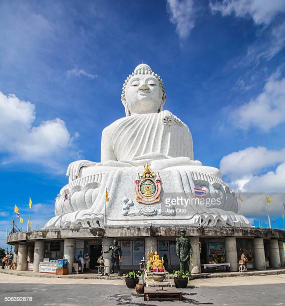 Big Buddha in Phuket in Thailand