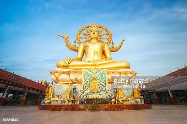 Big Buddha Temple (Wat Phra Yai) , Koh Samui, Thai