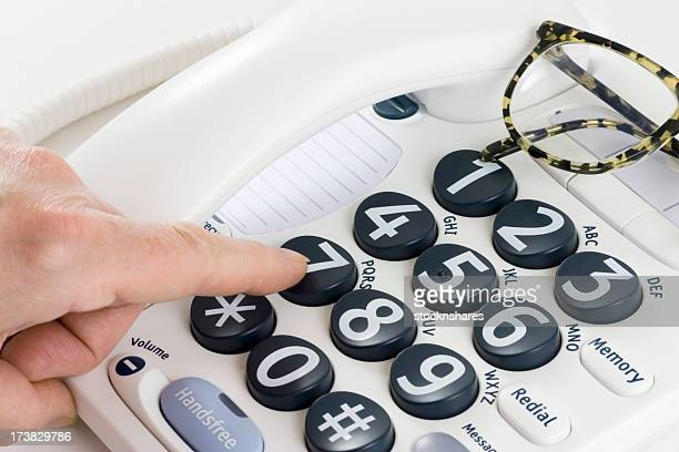 Big Button Telephone