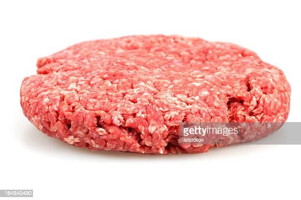 pedaços grandes de carne crua - cru - fotografias e filmes do acervo