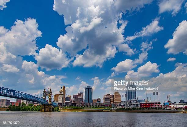 Big Clouds over Cincinnati