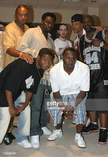 Big Daddy Kane and Guests during FreshFest 2005 at Hammerstein Ballroom in New York City New York United States