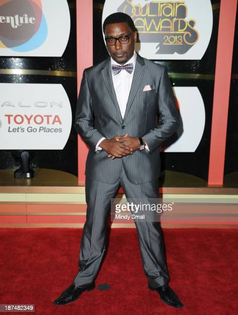 Big Daddy Kane arrives at the Soul Train Awards 2013 at the Orleans Hotel Casino on November 8 2013 in Las Vegas Nevada