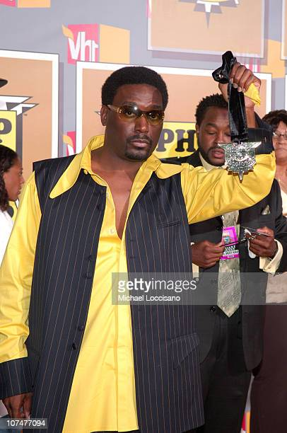 Big Daddy Kane during 2005 VH1 Hip Hop Honors - Arrivals at Hammerstein Ballroom in New York City, New York, United States.