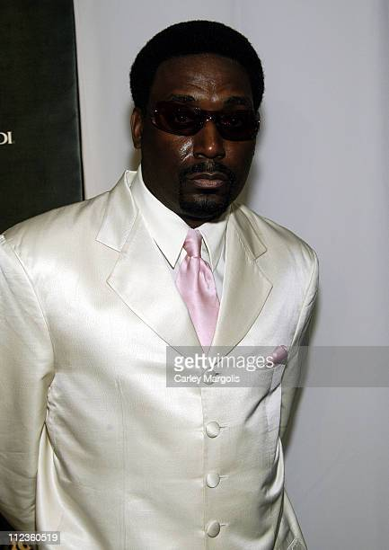 Big Daddy Kane during 2005 VH1 Hip Hop Honors - Pre-Party at Splashlight Studios in New York City, New York, United States.