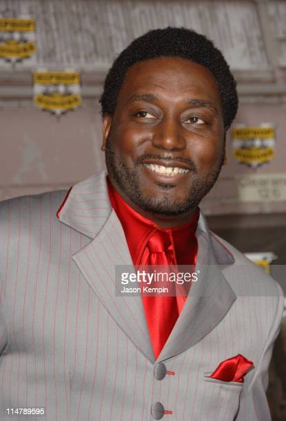 Big Daddy Kane during 2006 VH1 Hip Hop Honors - Arrivals at Hammerstein Ballroom in New York City, New York, United States.
