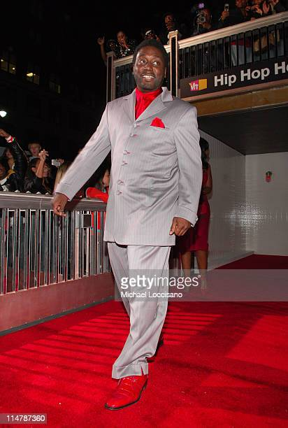 Big Daddy Kane during 2006 VH1 Hip Hop Honors - Red Carpet at Hammerstein Ballroom in New York City, New York, United States.