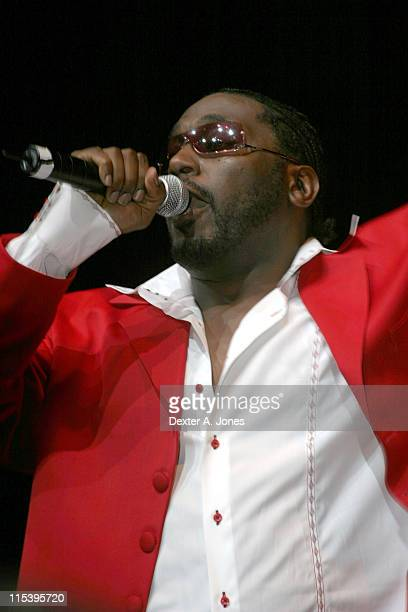 Big Daddy Kane during HOT 937 FM Presents Old Skool Rap Concert at Hipp A Drome in Springfield Massachusetts United States