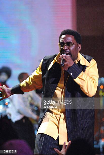 Big Daddy Kane honoree during 2005 VH1 Hip Hop Honors Show at Hammerstein Ballroom in New York City New York United States