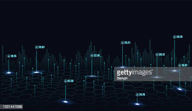 big data visualization - data stock pictures, royalty-free photos & images