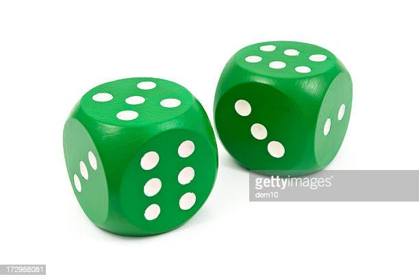 big dice - dice stock pictures, royalty-free photos & images